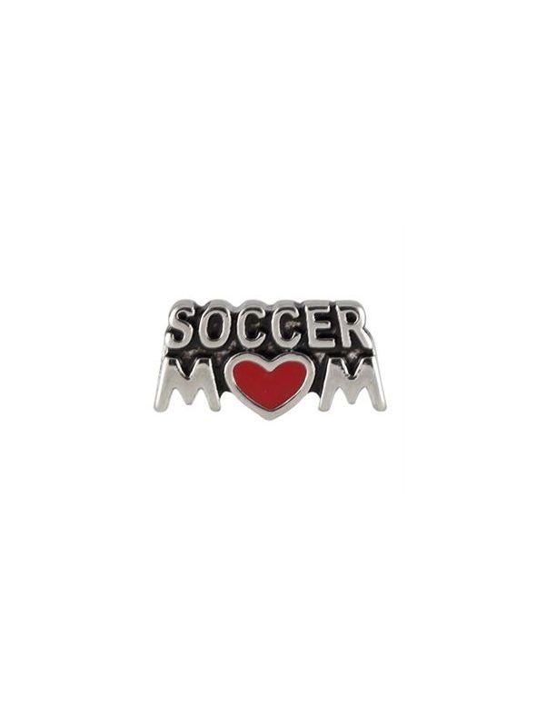 Soccer Mom Charm