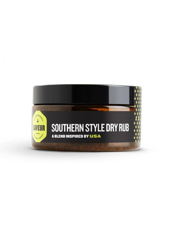 Southern Style Dry Rub