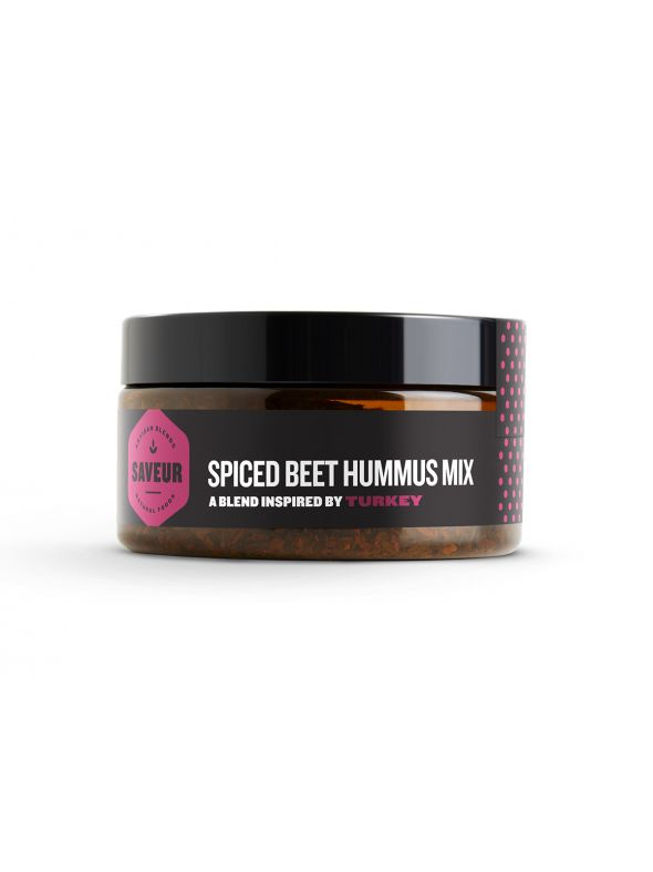 Spiced Beet Hummus Mix